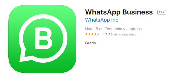 Instalar Whatsapp Business