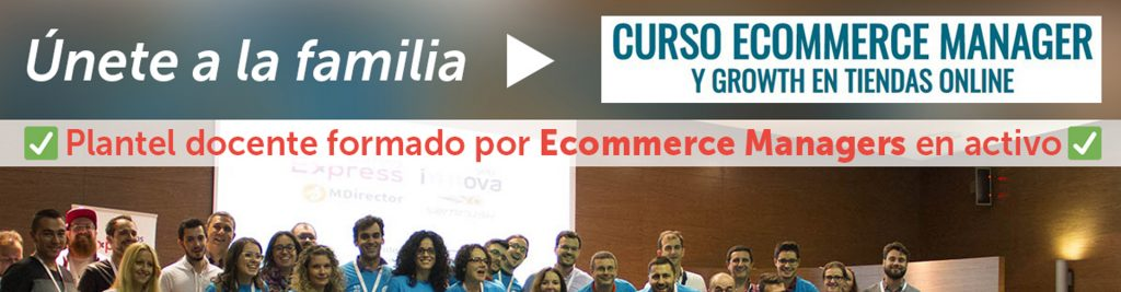 Curso Ecommerce Manager